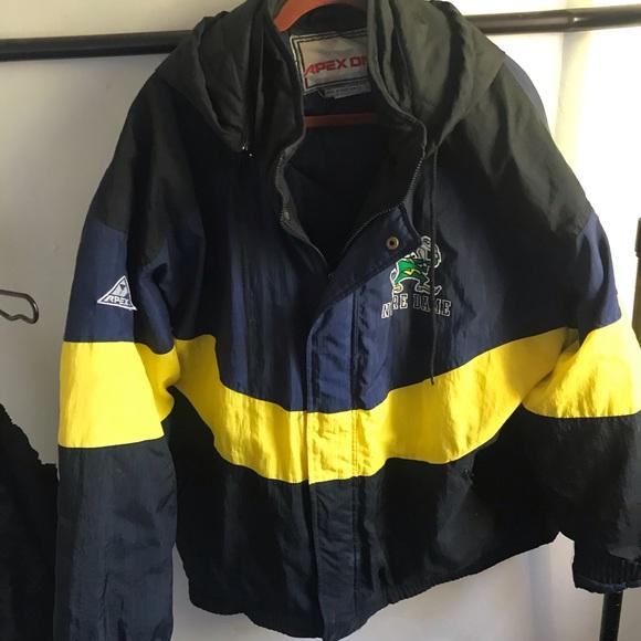 apex Other - Notre Dame Jacket